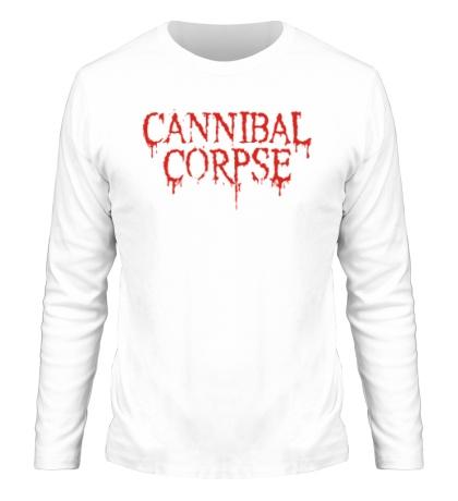 Мужской лонгслив Cannibal Corpse