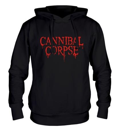 Толстовка с капюшоном Cannibal Corpse