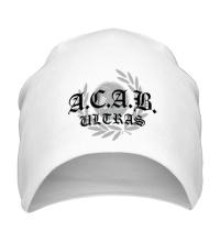 Шапка A.C.A.B Ultras
