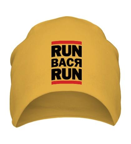 Шапка Run Вася Run