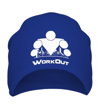 Шапка «Workout City»