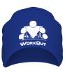 Шапка «Workout City» - Фото 1