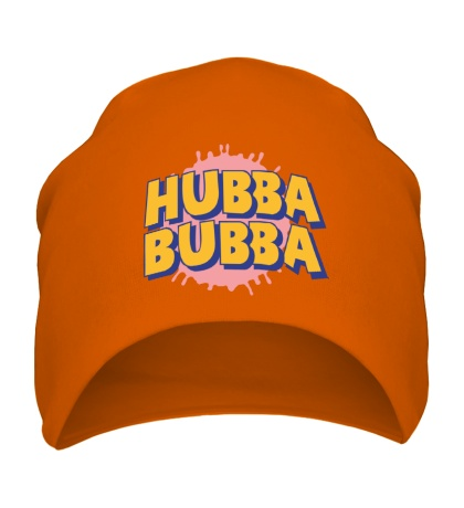 Шапка Hubba Bubba