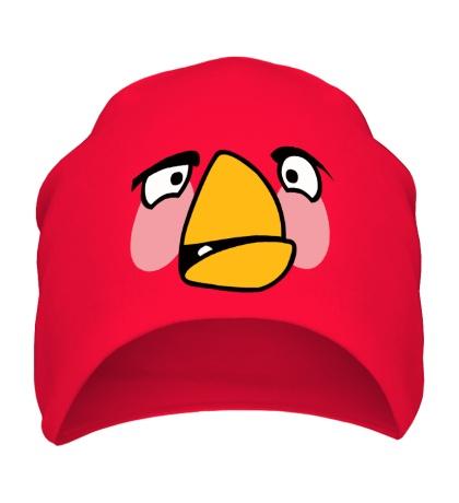 Шапка Angry Birds: Matilda Face