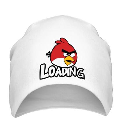 Шапка Angry Birds Loading