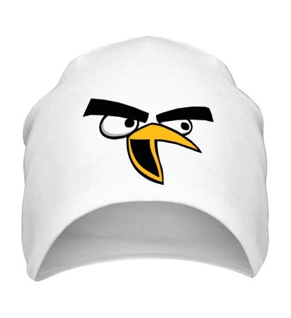 Шапка Angry Birds: Chuck Face