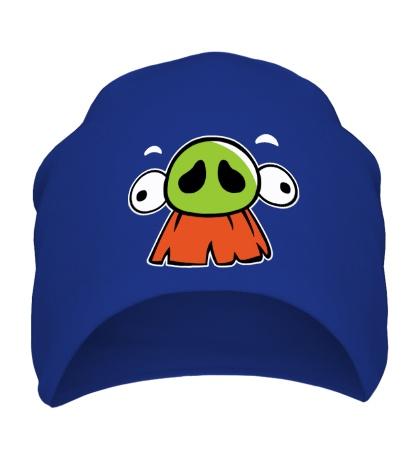 Шапка Angry Birds: Baron Face