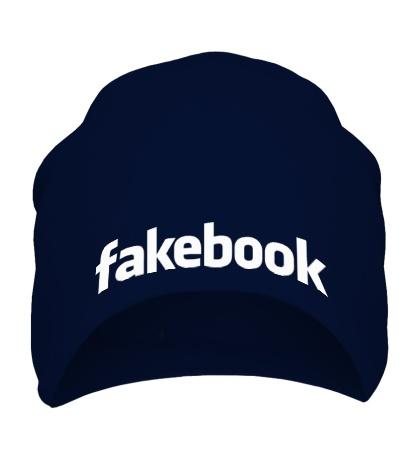 Шапка FakeBook