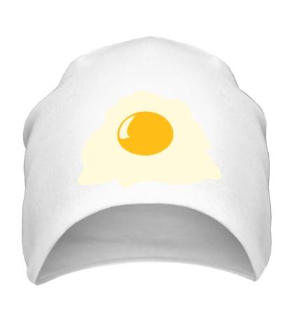 Шапка Разбитое яйцо