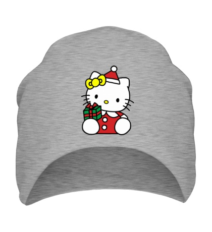 Шапка Hello Kitty с подарком
