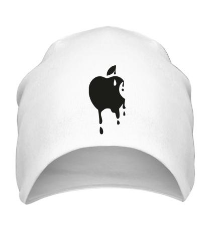 Шапка Стeкающий Apple