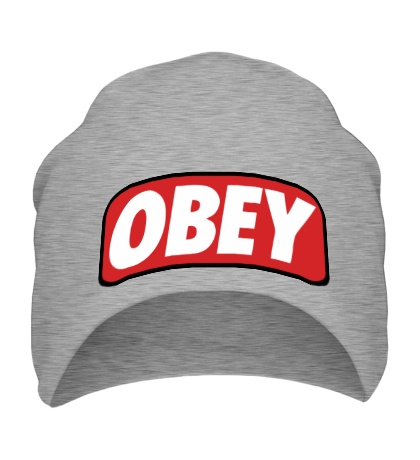 Шапка Obey Sign