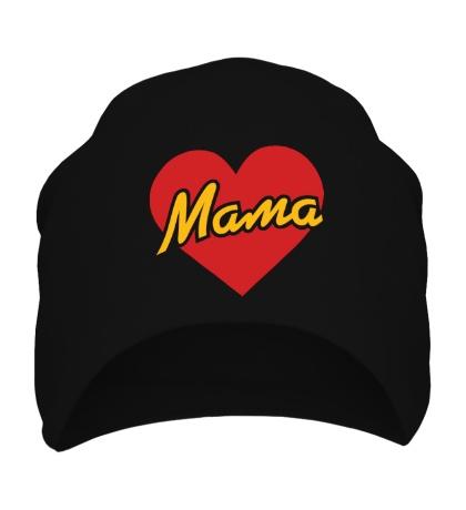 Шапка Любимая мама