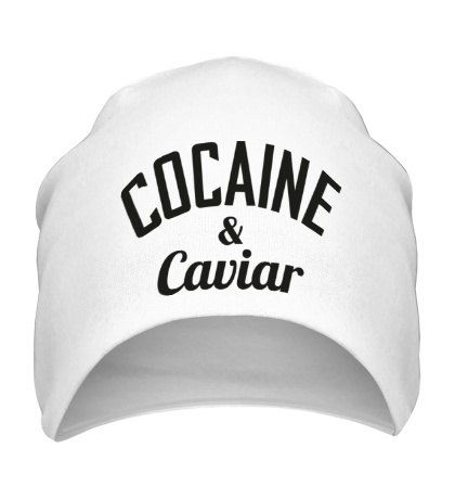 Шапка Cocaine & Caviar