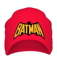 Шапка Batman Sign