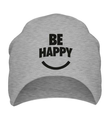 Шапка Be Happy