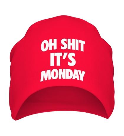 Шапка Oh Shit, its Monday