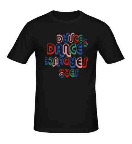 Мужская футболка Dance Art
