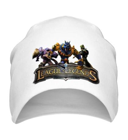 Шапка League of Legends Trio