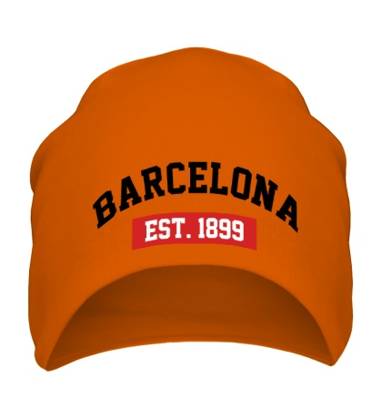 Шапка FC Barcelona Est. 1899
