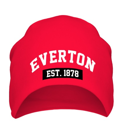 Шапка FC Everton Est. 1878