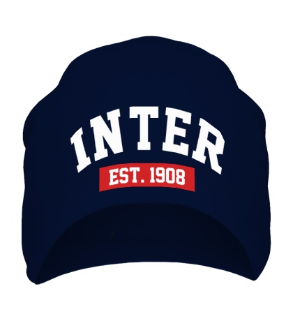 Шапка FC Inter Est. 1908