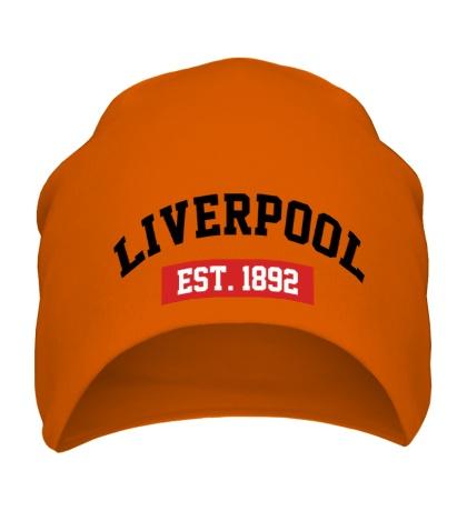 Шапка FC Liverpool Est. 1892