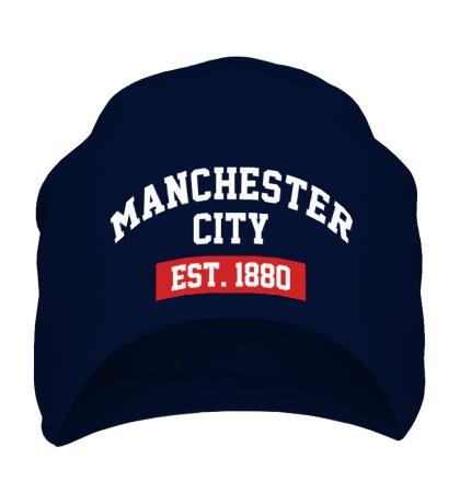 Шапка FC Manchester City Est. 1880