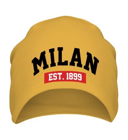 Шапка FC Milan Est. 1899