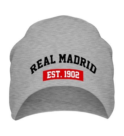 Шапка FC Real Madrid Est. 1902