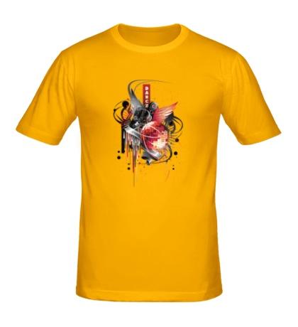 Мужская футболка Dance for you