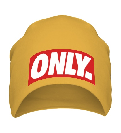 Шапка Only Obey