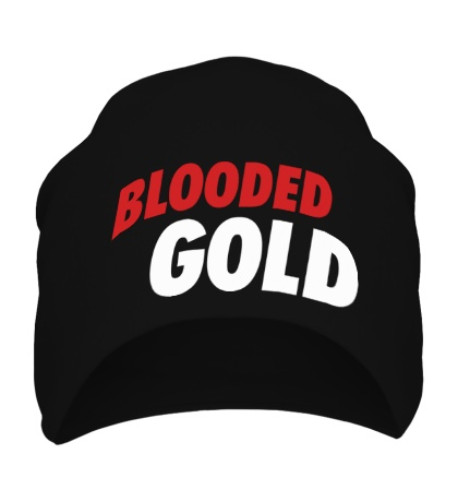 Шапка Blooded Gold