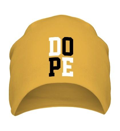 Шапка D.O.P.E.