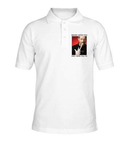 Рубашка поло House Hates You