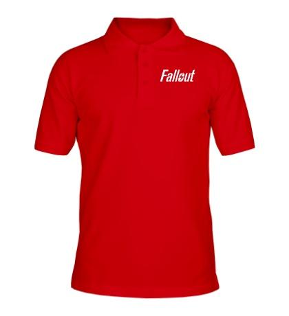 Рубашка поло Fallout