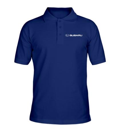 Рубашка поло Subaru Line