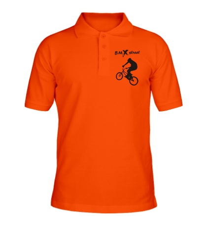 Рубашка поло BMX street
