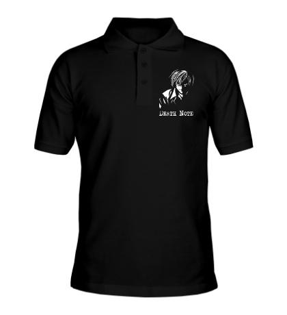 Рубашка поло Death Note