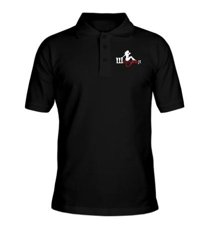 Рубашка поло Шалунья