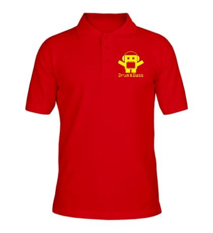 Рубашка поло Drum & Bass Box