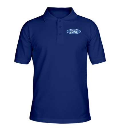 Рубашка поло Ford Logo