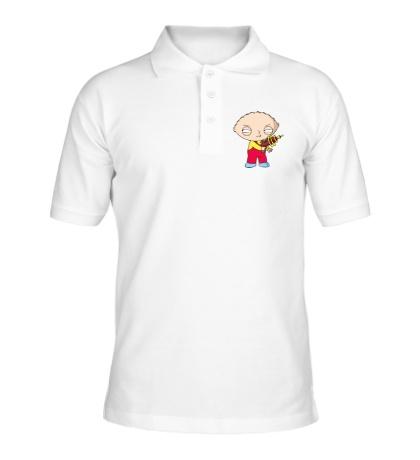 Рубашка поло Злой Стьюи Гриффин