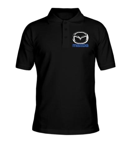 Рубашка поло Mazda