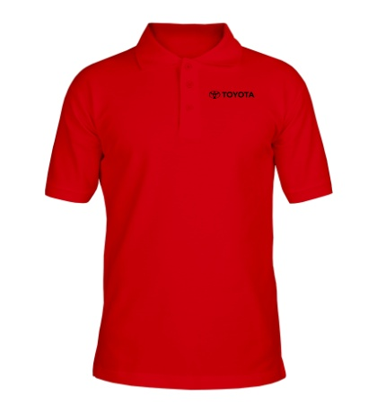 Рубашка поло Toyota Line