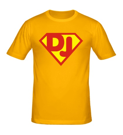 Мужская футболка «Super DJ»