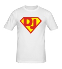 Мужская футболка Super DJ