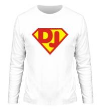 Мужской лонгслив Super DJ