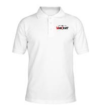Рубашка поло WoW Logo