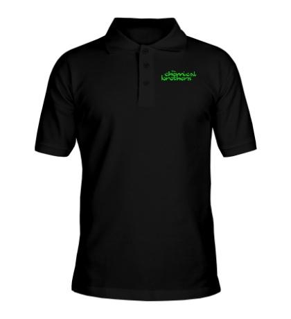 Рубашка поло The Chemical Brothers